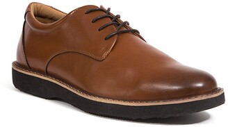 Deer Stags Walkmaster Plain Toe Oxford - Wide Width Available