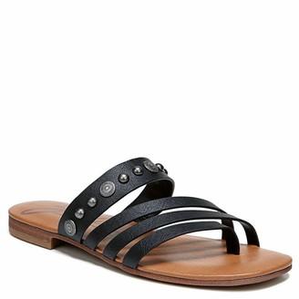 Zodiac Womens Brisa Black Sandals 8 M