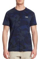 G Star Imperial Camouflage Tee