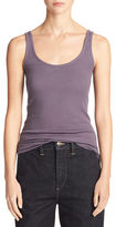 Vince Scoop-Neck Tank Top