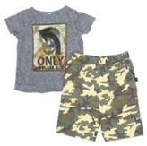 Amy Coe Short and T-Shirt Set
