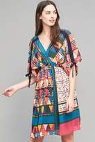 Maeve Geo-Printed Dress