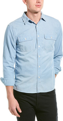 Frame Chambray Shirt