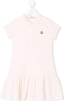 Moncler Enfant Polo Dress