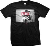 DGK Men's x ALIFE Strapped SS T Shirt Black S