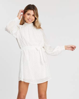 Atmos & Here Maria High Neck Playsuit