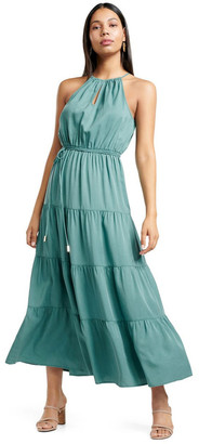 Forever New Annie Tiered Maxi Dress