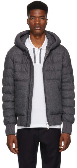 Moncler Grey Renoir Jacket