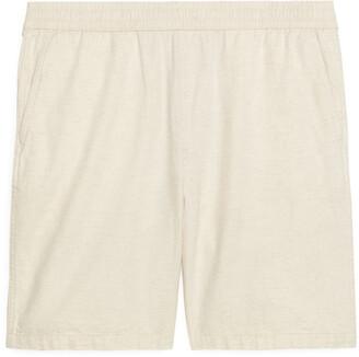 Arket Relaxed Linen Shorts
