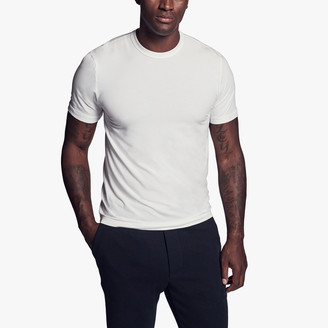 James Perse Elevated Lotus Jersey Lounge Tee