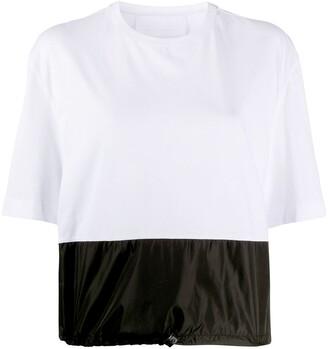 NO KA 'OI bold stripe T-shirt