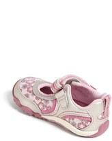 Stride Rite 'SRT Dana' Mary Jane Sneaker (Baby, Walker & Toddler)