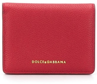 Dolce & Gabbana Small Logo Wallet