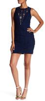 Julia Jordan 36479 Sleeveless Tiered Lace Dress
