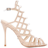 Schutz Juliana Patent Leather Sandal