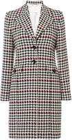 HUGO BOSS Cunarda Houndstooth Coat