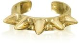 Bernard Delettrez Single Band Bronze Ring w/Spikes