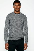 Jack Wills Rye Merino Crew Neck Sweater