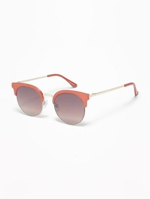 Old Navy Half-Frame Sunglasses for Women