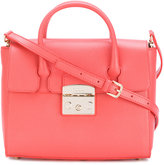 Furla 'Metropolis' satchel - women - Calf Leather - One Size