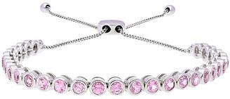 Nephora 14K 2.90 Ct. Tw. Sapphire Adjustable Bolo Bracelet