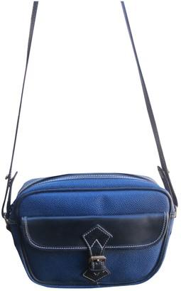 JC de CASTELBAJAC Blue Synthetic Handbags