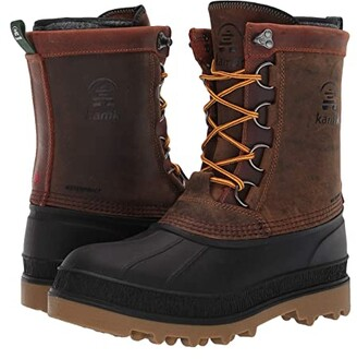 Kamik William (Gaucho 1) Men's Cold Weather Boots
