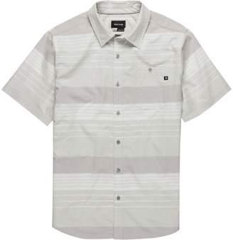 Marmot Barker Short-Sleeve Button-UP Shirt - Men's
