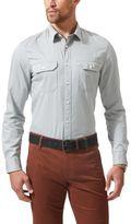 Dockers Twill Shirt, Slim Fit