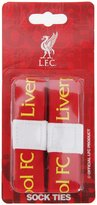 Liverpool F.C. Liverpool FC Official Elasticated Football Crest Sports Sock Ties