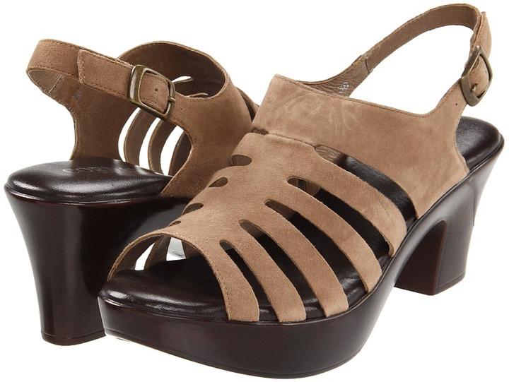 Cordani Dexter (Taupe Suede) - Footwear