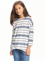 Old Navy Relaxed Hi-Lo Tee for Girls