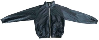 Louis Vuitton Grey Synthetic Jackets