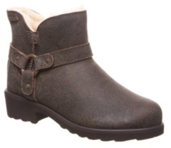 BearPaw Women's Anna Booties Women's Shoes