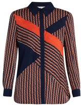 Diane von Furstenberg Liara shirt