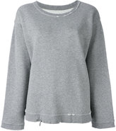 RtA Beal distressed sweatshirt