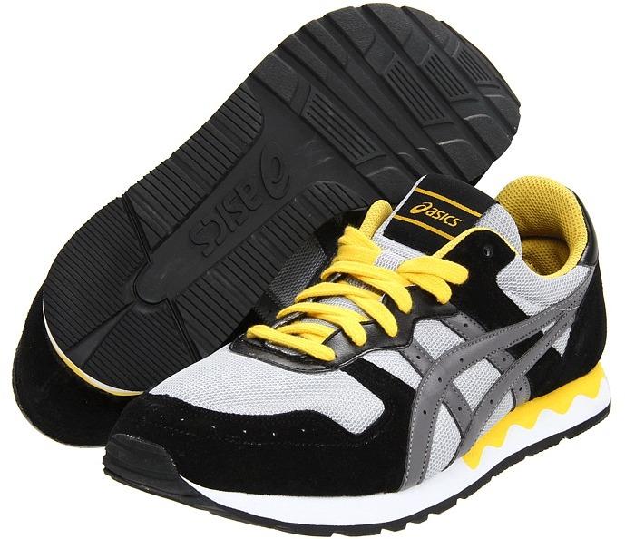 Asics GEL-Holland (Grey/Slate) - Footwear