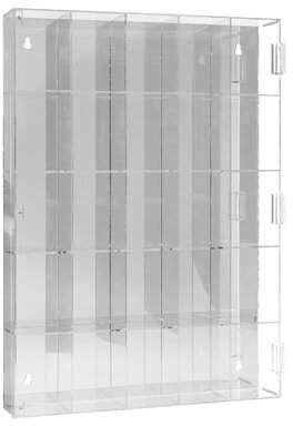 Acrylic Dustproof Display Rack Organizer Storage Box Ikee Design