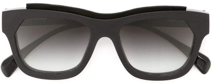 Marsèll gradient square sunglasses