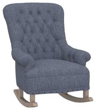 Pottery Barn Kids Radcliffe Rocking Chair & Ottoman