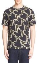 Paul Smith Chain Heart Print T-Shirt
