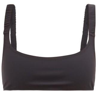 Fisch Colombier Bikini Top - Black