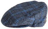 Borsalino Wool Flat Cap