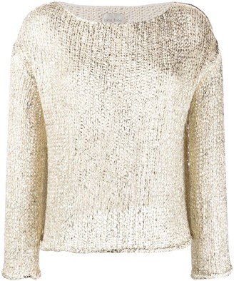 Forte Forte Slim-Fit Knitted Jumper