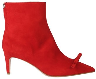RED Valentino Bow Detailed Boots