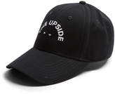 The Upside Embroidered cap
