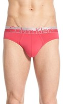 Calvin Klein Men's 'Magnetic Force' Microfiber Hip Briefs