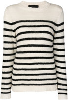 The Elder Statesman Picasso sweater