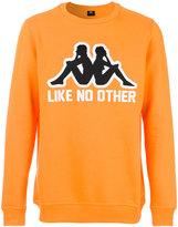 Kappa branded sweatshirt
