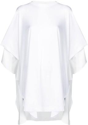Y's draped oversized T-shirt